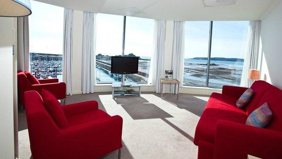 Radisson Blu Waterfront Hotel, Jersey: Radisson Blu Waterfront Hotel Jersey - One Bedroom Suite