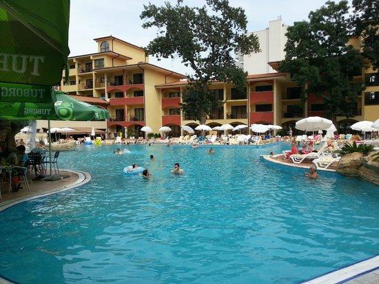 Grifid Hotels Club Hotel Bolero: la piscine