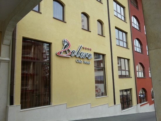 Grifid Hotels Club Hotel Bolero: deventure de l'hotel