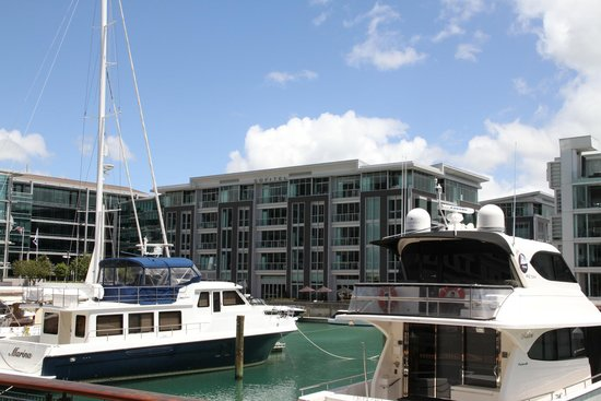 Sofitel Auckland Viaduct Harbour: Overview