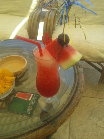 Angelina Studios: Cocktail from Calypso Bar
