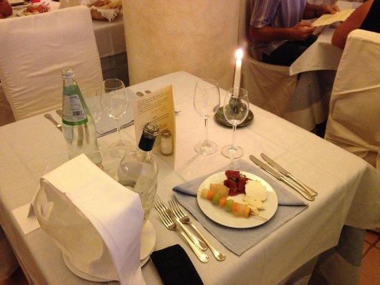 Airone Hotel: Cena di ferragosto