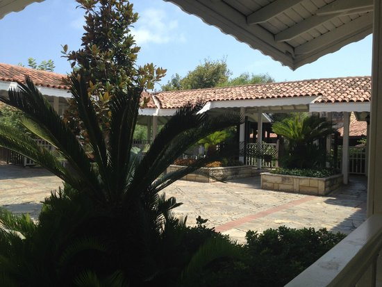 Paloma Grida Resort & Spa: Центральный внутренний двор