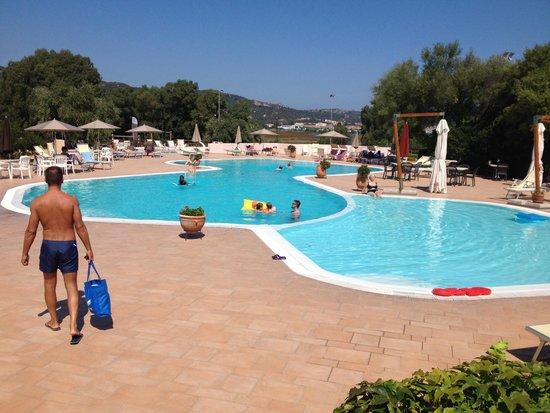 Airone Hotel: Vista camera