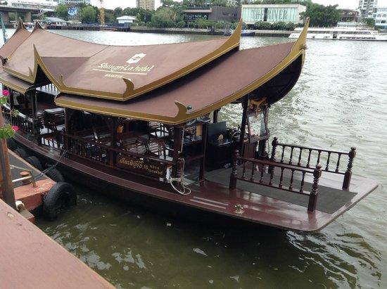 Shangri-La Hotel Bangkok: Shangri-La Hotel facility