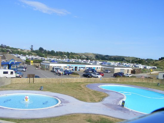 Freshwater Beach Holiday Park: outdoor pool