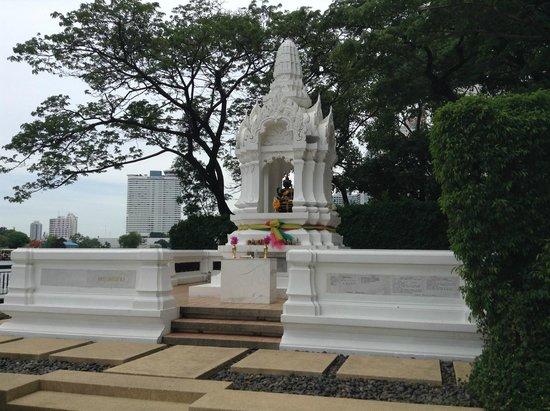 Shangri-La Hotel,Bangkok: Hotel Area