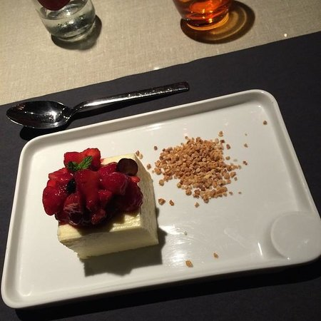 Grand Hotel Central: Ramon's Cheesecake