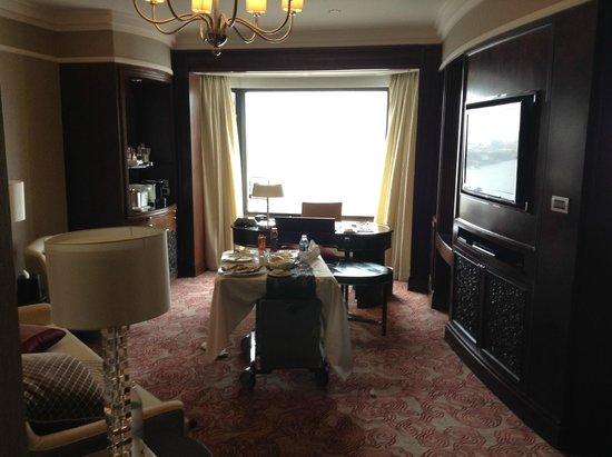 Shangri-La Hotel,Bangkok: Living Room
