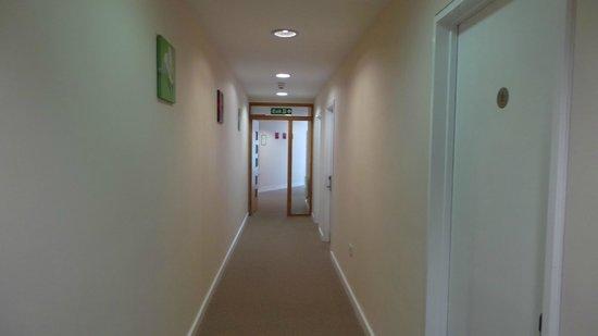 The Royal Foundation of St Katharine: Corridor