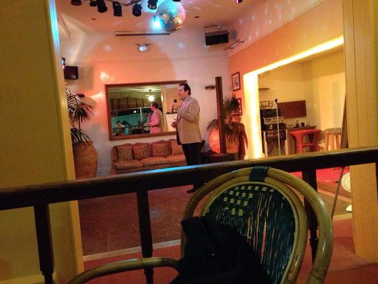 Tarvic 2 Hotel : Evening entertainment in Lounge