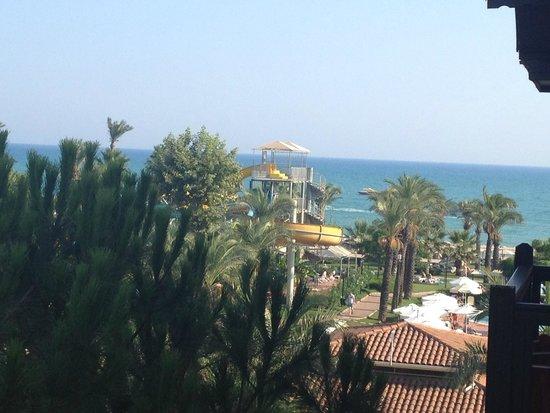 Paloma Grida Resort & Spa: 1/3 часть вида из номера