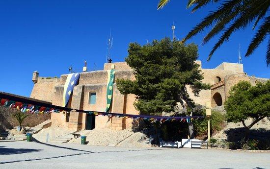 Castillo de Santa Bárbara: Château Santa Barbara