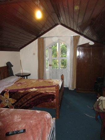 New Tour Inn : Onze 'kabouterkamer'