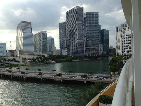 Mandarin Oriental, Miami: Vista do quarto para Biscayne Bay