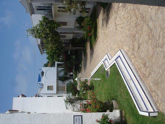 Residence Playa Romana : extérieur