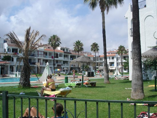 Residence Playa Romana : piscine
