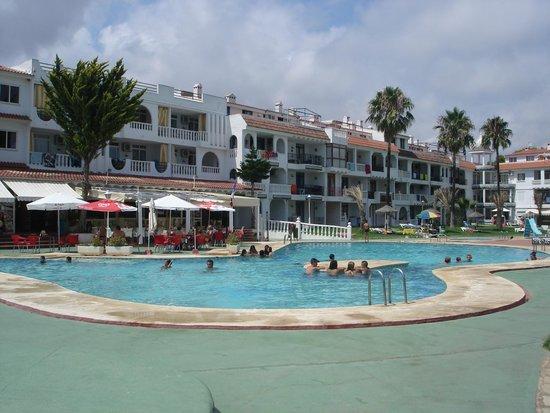 Residence Playa Romana : piscine de la résidence