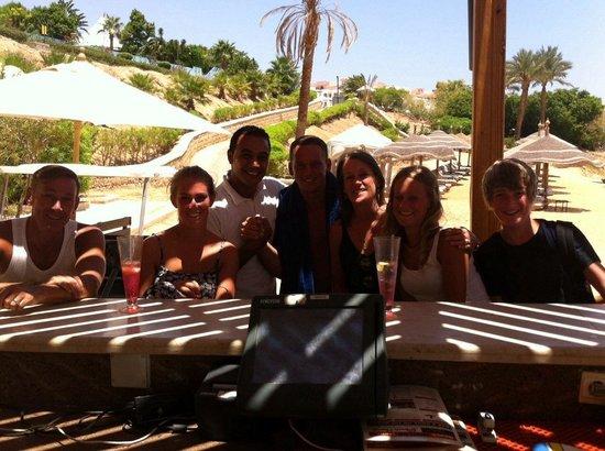 Hyatt Regency Sharm El Sheikh Resort : Mohammed great guy very friendly made us feel at home.