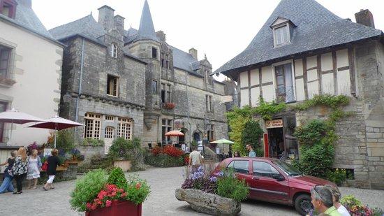 Creperie du Puits : Rochefort-en-Terre
