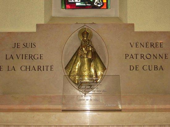Sanctuaire Sainte Thérèse : N.D. de Cuba