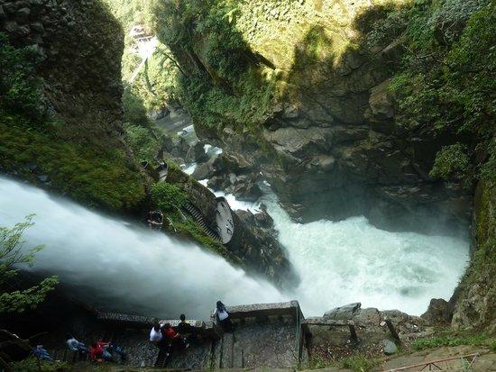 Ruta de las cascadas : Salto