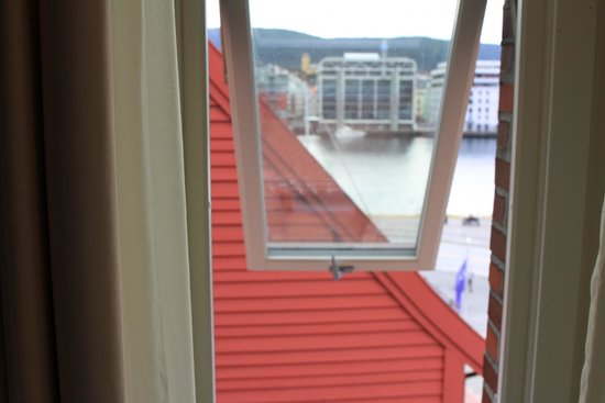 Radisson Blu Royal Hotel, Bergen: Harbor view