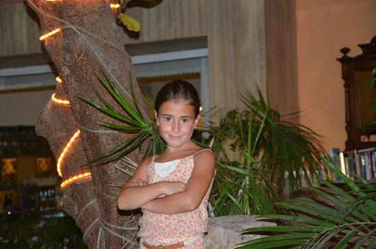 Playacapricho Hotel: en el hall