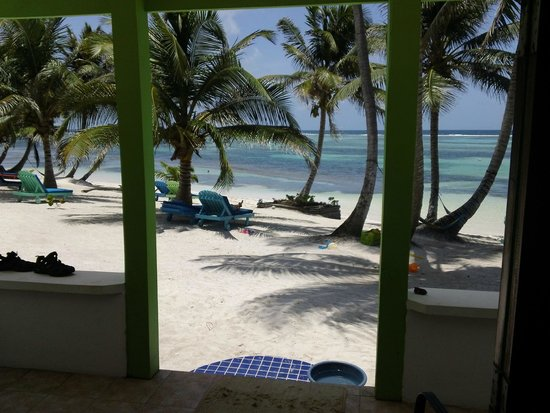 Tranquility Bay Resort: View from room