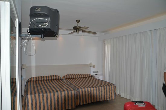 Playacapricho Hotel: habitaciona