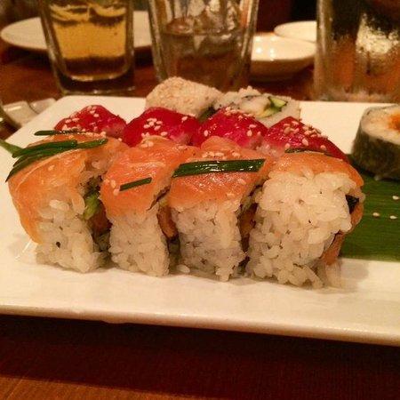 Matsuhisa-Aspen: Sushi Rolls at Matsuhisa Aspen, Colorado. By stylemarm.com