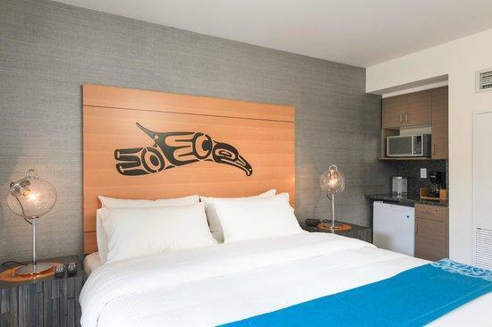 Skwachays Lodge: Air Suite