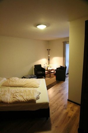 Hotel Gai-Sejour : Our bedroom
