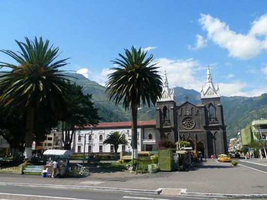Church of the Virgin of the Holy Water (Nuestra Señora del Agua Santa) : De dia