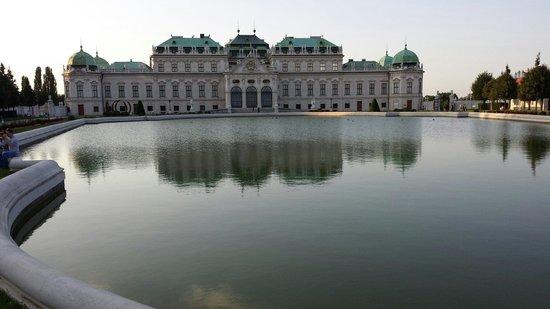Schloss Belvedere: Beautiful