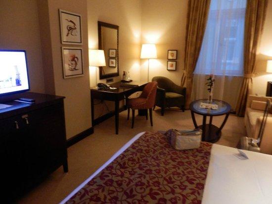 Corinthia Hotel Budapest : Spacious area