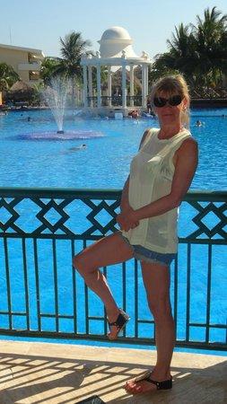 Now Sapphire Riviera Cancun: La piscine
