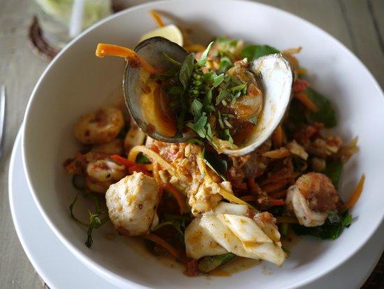 Indus Restaurant: Seafood Paella