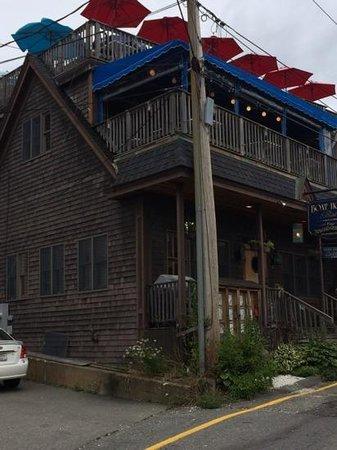 Boathouse Bistro Tapas Lounge & Restaurant : The Boathouse