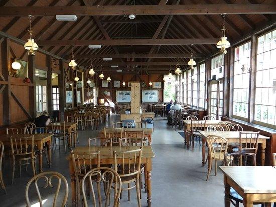 Ironbridge Gorge Museums: Tea Room