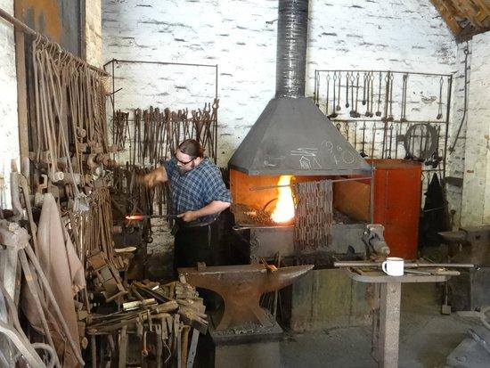 Ironbridge Gorge Museums: Forge