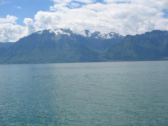 Lac Léman (Lac de Genève) : Passeio de barco - Lac Leman