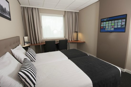 De Zoete Inval Hotel Haarlemmerliede: Hotelkamer