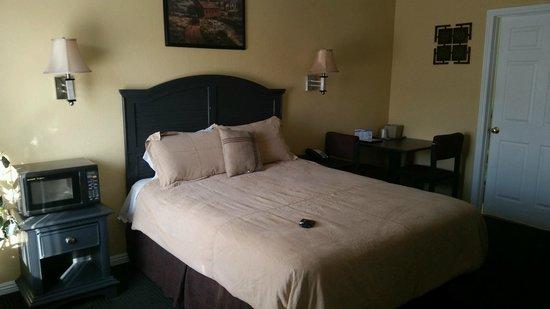Santa Clarita Motel : Room 117