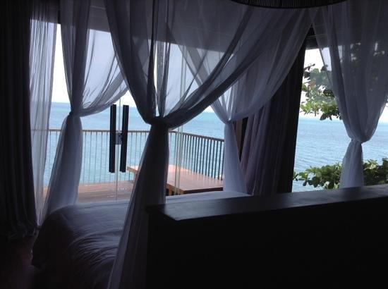 Silavadee Pool Spa Resort : het bed