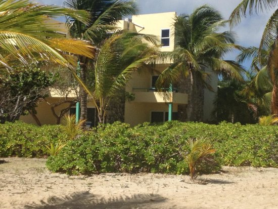 The Palms at Pelican Cove : Hotel view