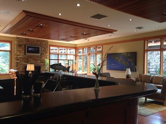 Sonora Resort: lobby/bar area