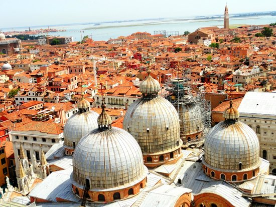 Basilique Saint-Marc : Duomo