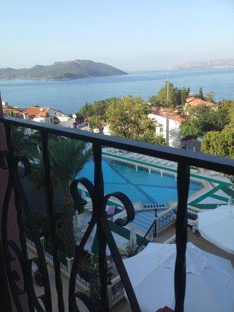 Hotel Club Phellos: Room view