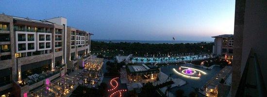 Regnum Carya Golf & Spa Resort: General view from room